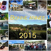 Le Val de l'Hort wishes you a happy 2015 !!