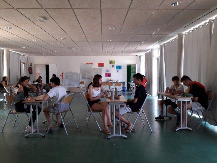 Atelier Tandem en salle à Anduze